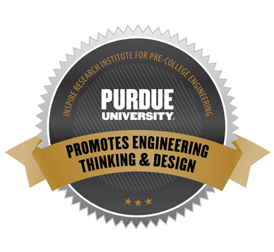 Giải thưởng Purdue University Engineering Thinking & Design Toy