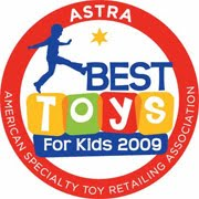 Giải thưởng Astra Best Toys for Kids